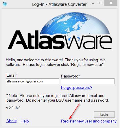 Atlasware | Manual Mode